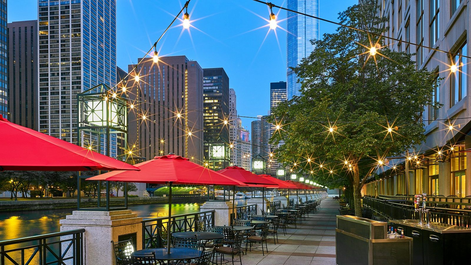 Chicago Wedding Venue - Riverwalk